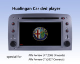 Car DVD Player Auto DVD GPS Audio para Alfa Romeo 147 (HL-8805GB) com o Manual do Jogador MP5