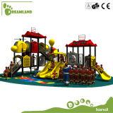 Оптовый Китай Парк оборудование Открытая площадка с пластичной Slide