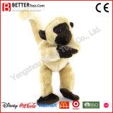 Aap van het Stuk speelgoed van de Dieren van China de Leverancier Gevulde