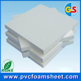 Tarjeta de la espuma del edificio casero del PVC/hoja de la divisa. Hoja blanca del PVC (densidad de 0.35-0.8g/cm3)