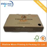De aangepaste Afdrukkende Verpakkende Doos van de Pizza van het Karton (QYCI1503)