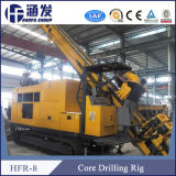 Wire Line Coring Drilling Rig / Full Hydraulic Core Drill Rig para Core Mine (HFR-8)