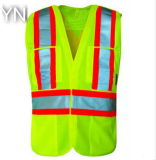 反射Safety Vest Provides High Visibility Day及びRunning、Cycling、Walking等のためのNight