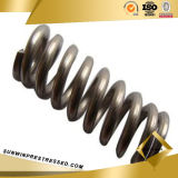 провод весны 4mm высокий напряженный стальной