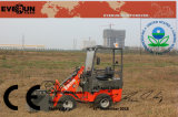 Затяжелитель трактора CE Hoflader тавра Everun используемый сертификатом
