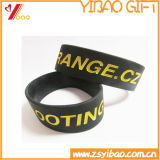 Any Color를 가진 주문 Logo Silicon Wirstband&Bracelet
