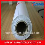 Drapeau léger imprimable éclairé à contre-jour mat de câble de double de drapeau de PVC