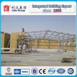 Magazzino della struttura d'acciaio del Kuwait