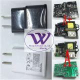 7100/Note2 2 Speld/vlak het Gebruik van de Speld/van de Lader van de Speld Ameercia voor de Lader van Samsung