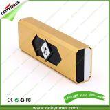 Accenditore ricaricabile del USB del metallo all'ingrosso espresso di Alibaba