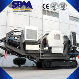 Equipment resistente Mobile Crush Plant da vendere