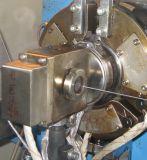 Ligne de mise en gaine de machine d'extrusion pour le croisillon d'extrudeuse de câble de silicium