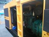generador diesel silencioso de 300kVA Volvo con recinto