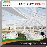 12X15m 옥외 결혼식을%s 투명한 결혼식 천막