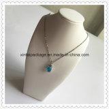 木及びネックレスのためのPUの宝石類の表示