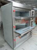 Empanada industrial o magdalenas de la buena calidad (CE) que cuecen al horno el horno eléctrico de la cubierta (ZMC-309D)