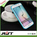 Metallstoßschlußdeckel-Handy-Fall für Rand Samsung-S7