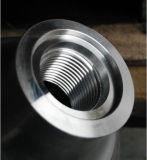 鋼鉄シリンダーの口のための叩く機械