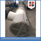 Cambista de calor do calefator da solução do polímero