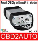 V152 может закрепить для инструмента блока развертки поверхности стыка Renault самого последнего Renault диагностического