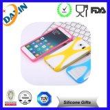 Caixa universal do telefone do silicone do preço de fábrica da alta qualidade