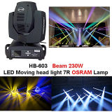 LED 230W 7r Beam Moving Head Light