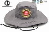 La mejor venta pesca Sun School casquillo al aire libre del sombrero del cubo para los estudiantes