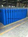Cilindro de gás do oxigênio ISO9809-3 com valor