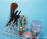 Caisse acrylique de cadre de tiroir d'organisateur de maquillage de bijoux d'espace libre cosmétique d'affichage nouvelle