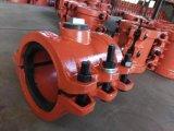 Collier de réparation de tuyaux H125X200, Raccord de réparation de tuyauterie, Tuyau de réparation de tuyaux pour tuyaux en fonte, tuyaux en fer ductile, tuyau à fuite Réparation rapide