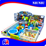 2016 la maggior parte del Popular Soft Indoor Exercise Playground per Children