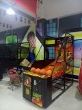 Macchina di lusso di pallacanestro della via del gioco a gettoni di intrattenimento