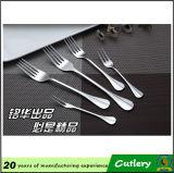 Fourchette d'acier de /Salad Fork/Stainless de fourchette de couverts de qualité