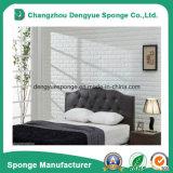 Papel de parede adesivo forte da espuma da decoração 3D do quarto