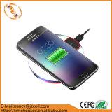SamsungギャラクシーS6/S6端のスマートな電話のためのチーの無線充電器