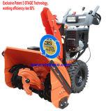 """337cc 28 """"働く幅3の段階の手押し式雪かき機"""