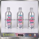 Bottiglia di alluminio per cura di automobile