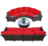 H-China High Loading Quantity von Wicker Rattan Sofa