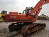 Máquina escavadora hidráulica usada da esteira rolante de Hitachi Ex200-1 para a venda