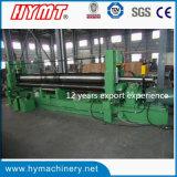 Maquinaria de balanceo de doblez universal de la placa de acero del rodillo superior hidráulico W11s-16X4000