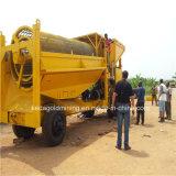 Preço mineral da planta da lavagem do Trommel do ouro de Benificiation para vendas