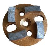 Диск пола диска Terrazzo меля меля алмазный резец 4 дюймов