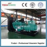 Генератор Чумминс Енгине 800kw/1000kVA комплекта генератора Water-Cooled тепловозный