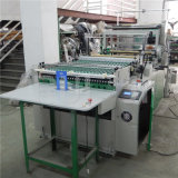 Due Lines Plastic Bag Making Machine con la mpe
