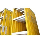 形の倍の側面のFoldable Inslulated FRPのステップ梯子