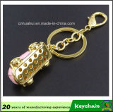 昇進の開いた車Keychain