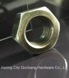 Noix lourdes (M5-M90 raffinent la norme ANSI B 18.2.4.6 m métrique)
