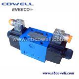 Válvula eletromagnética da troca para a maquinaria de Woodworking