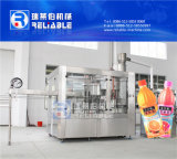 Pet Bouteille de jus de fruits Ligne de production / jus Machine de remplissage
