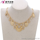 63257 Copper Alloy에 있는 형식 High Quality Graceful 금 Plated Star Women Jewelry Set